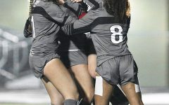 Lady Warriors Soccer win big against Arlington High