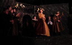 The journey of Hamlet